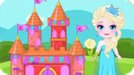 Игра Замок Для Принцессы Диснея