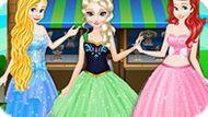 Игра Животные Для Принцесс Диснея