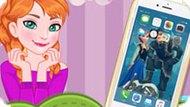 Игра Айфон 7 для принцессы Анны