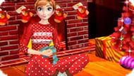 Игра Анна готовится к Новому году