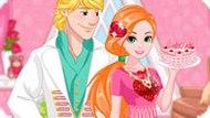 Игра Анна и Кристоф празднуют День Валентина