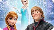 Игра Бродилка Холодное сердце: Двойная неприятность