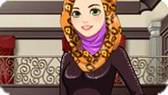 Игра Дизайн одежды: Шить хиджаб