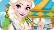 Игра Холодное сердце 3: Блоггинг с Эльзой