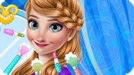Игра Холодное сердце: Академия макияжа