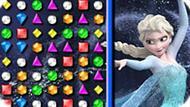 Игра Холодное сердце: Алмазы Эльзы