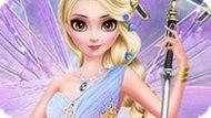 Игра Холодное сердце: Ангел Эльза