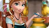 Игра Холодное сердце: Анна гончар