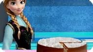 Игра Холодное сердце: Анна готовит кокосовый пирог