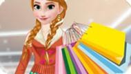 Игра Холодное сердце: Анна ходит по магазинам