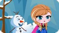 Игра Холодное сердце: Анна и Олаф спасают Эльзу 2