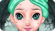 Игра Холодное сердце: Анна элегантная принцесса