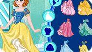 Игра Холодное сердце: Анна принцесса Диснея