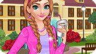 Игра Холодное сердце: Анна в колледже