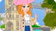 Игра Холодное сердце: Анна в Лондоне