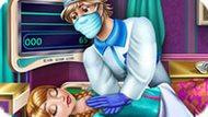 Игра Холодное сердце: Анна в реанимации