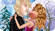 Игра Холодное сердце: Анна влюбилась в вампира