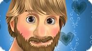 Игра Холодное сердце: Брить бороду Кристофа