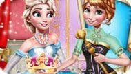 Игра Холодное сердце: Церемония коронации Эльзы