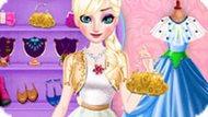 Игра Холодное сердце: Четыре стиля Эльзы