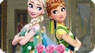Игра Холодное сердце: День рождения Анны
