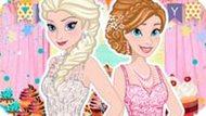 Игра Холодное сердце: День рождения Эльзы и Анны