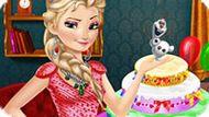 Игра Холодное сердце: День рождения Эльзы