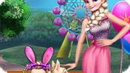 Игра Холодное сердце: День рождения маленькой принцессы