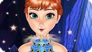 Игра Холодное сердце: День рождения принцессы Анны