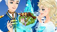 Игра Холодное сердце: День Валентина Эльзы