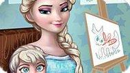 Игра Холодное сердце: Детские занятия с Эльзой