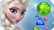 Игра Холодное сердце: Драгоценные камни Эльзы