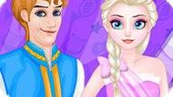 Игра Холодное сердце: Двойное свидание Эльзы и Анны