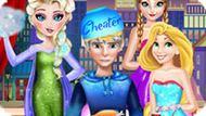 Игра Холодное сердце: Джек изменяет Эльзе