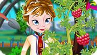 Игра Холодное сердце: Фруктовый сад Анны
