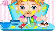 Игра Холодное сердце: Грязная малышка Анна