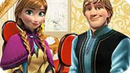 Игра Холодное сердце: Идеальное свидание Анны и Кристофа