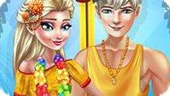 Игра Холодное сердце: Идеальное свидание Джека и Эльзы
