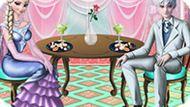 Игра Холодное сердце: Идеальное свидание Эльзы и Джека