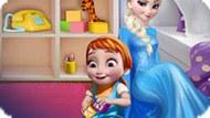 Игра Холодное сердце: Игры малышки Анны