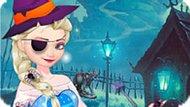 Игра Холодное сердце: Искать объекты на Хэллоуин