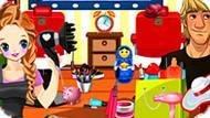Игра Холодное сердце: Эльза делает покупки