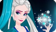 Игра Холодное сердце: Эльза Джедай