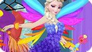 Игра Холодное сердце: Эльза фея принцесса