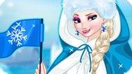 Игра Холодное сердце: Эльза гид