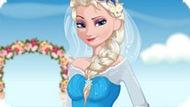 Игра Холодное сердце: Эльза готовит блюда для свадьбы