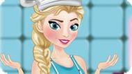 Игра Холодное сердце: Эльза готовит маффины