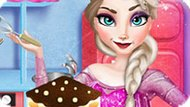 Игра Холодное сердце: Эльза готовит Тирамису