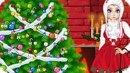 Игра Холодное сердце: Эльза готовится к Рождеству