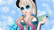 Игра Холодное сердце: Эльза хипстер